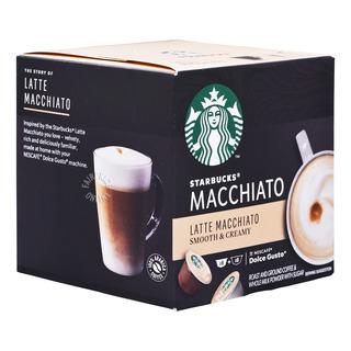 Starbucks Coffee Capsules - Latte Macchiato