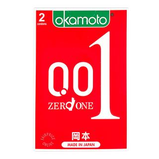 Okamoto Condoms - Zero One