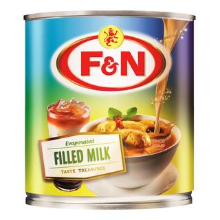 F&N Evaporated Filled Milk