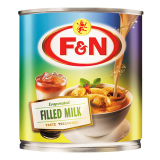 F&N Evaporated Filled Milk