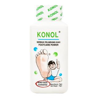Konol Footcare Deodorant Powder