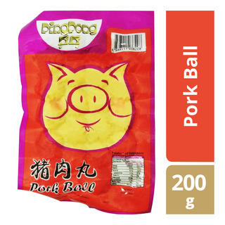 Ping Pong Brand Pork Ball 200g| FairPrice Singapore