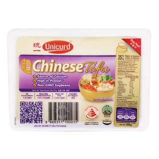 Unicurd Chinese Tofu - Smooth