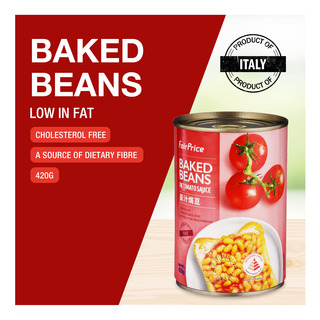 FairPrice Baked Beans in Tomato Sauce