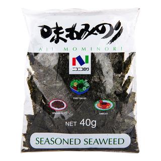 Nico-Nico Foods Seasoned Seaweed - Aji Mominori (Crumpled)