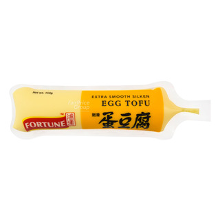 Fortune Silken Egg Tofu - Extra Smooth (Tube)