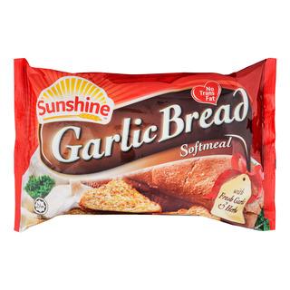 Sunshine Frozen Garlic Bread - Softmeal