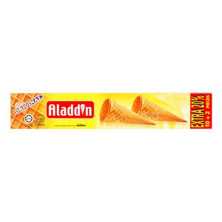 Aladdin Ice Cream Cones