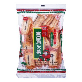Lucky Bin Bin Rice Crackers