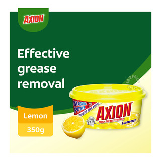 Axion Dishwashing Paste - Lemon