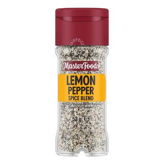 MasterFoods Seasoning - Lemon Pepper