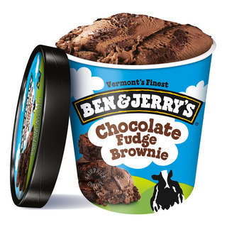 Ben & Jerry's Ice Cream - Chocolate Fudge Brownie