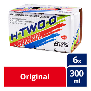 H-Two-O Isotonic Can Drink - Original