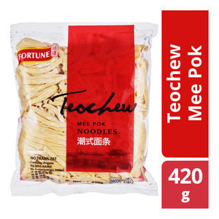 Fortune Noodles - Teochew Mee Pok