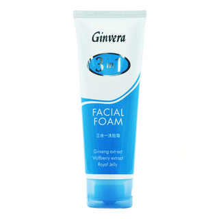 Ginvera 3 in 1 Facial Foam
