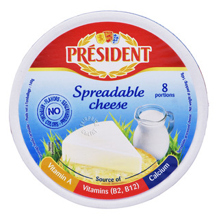 President Cheese Spread (8 portions)