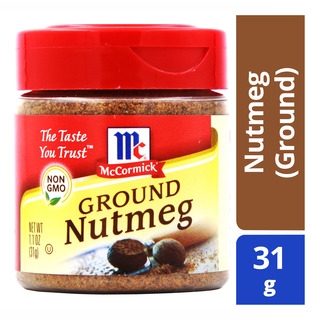 McCormick Spices - Nutmeg (Ground) 31g| FairPrice Singapore