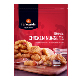 Farmpride Frozen Chicken Nuggets