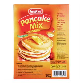 Singlong Mix - Pancake