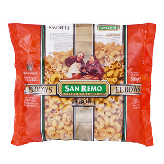 San Remo Pasta - Elbows