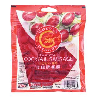 Golden Dragon Oriental Cocktail Sausage - Pork
