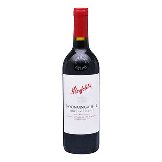 Penfolds Koonunga Hill Red Wine - Shiraz Cabernet