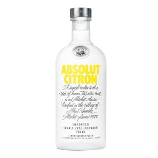 Absolut Vodka - Citron (Lemon)