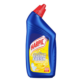 Harpic Active Cleaning Gel Lemon Zest Fairprice Singapore