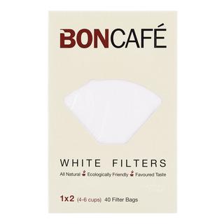 Boncafe Filter Bags - White