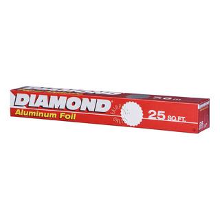Diamond Aluminum Foil (25 square feet)