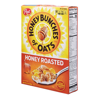 Post Honey Bunches Of Oats Cereal - Crunchy Honey Roasted