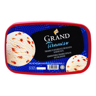 King's Grand Ice Cream - Tiramisu