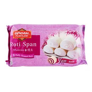 Oriental Fortune Frozen Mantou - Yam