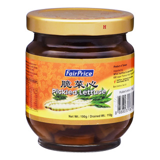 FairPrice Pickled Lettuce (Taiwan)