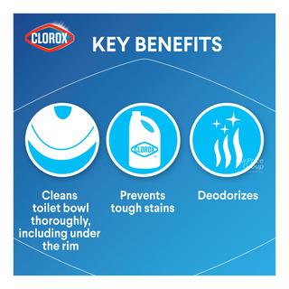 Clorox Toilet Bowl Cleaner Tablets - Tru Blu