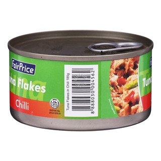 FairPrice Tuna Flakes - Chili