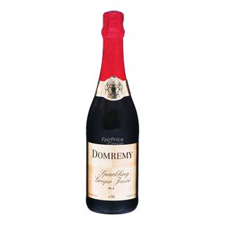 Domremy Sparkling Juice - Red Grape