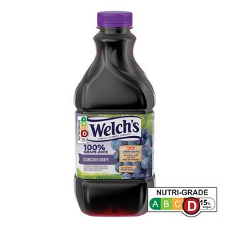 Welch's 100% Fruit Bottle Juice - Purple Grape