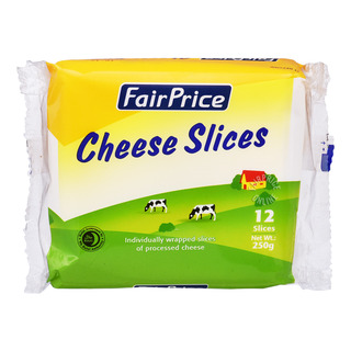 FairPrice Cheese Slices