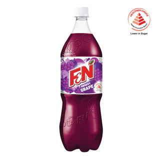 F&N Flavoured Bottle Drink - Groovy Grape