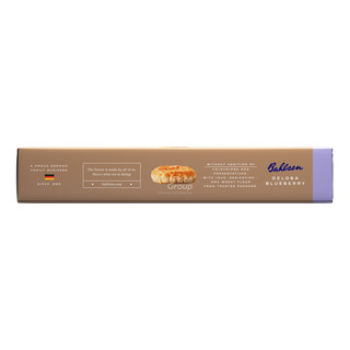 Bahlsen Deloba Puff Pastry Biscuits - Blueberry