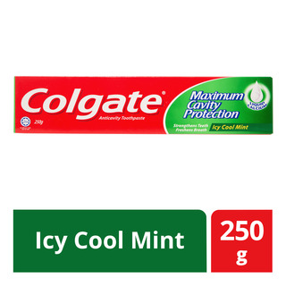 Colgate Maximum Cavity Protect Toothpaste - Icy Cool Mint