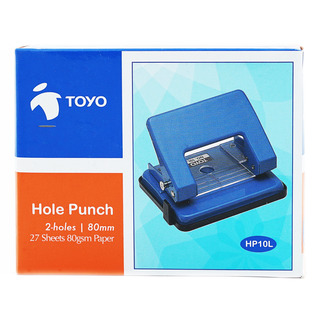 Toyo Hole Punch - 2 Holes (HP10L)