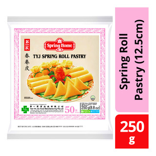 Spring Home TYJ Spring Roll Pastry (12.5cm)