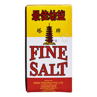Pagoda Fine Salt (Box)
