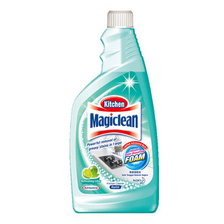 Magiclean Kitchen Cleaner Refill - Refreshing Lime
