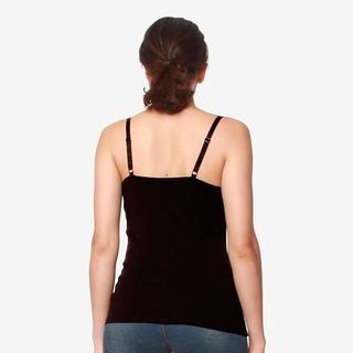 Spring Maternity Coretta Nursing Camisole Black