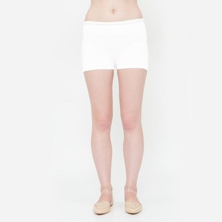 Spring Maternity Seamless High Waist Disposable PantyWhite