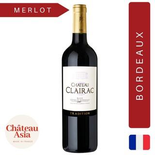 Chateau de Clairac - Blaye Ctes de Bordeaux - Red Wine