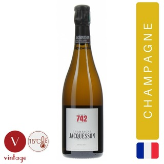 Champagne Jacquesson - Cuvee 742 Extra Brut
